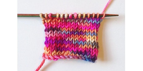 Intro to Knitting with Micheline Burkey - Absolute Beginner Class (03-22-2020 starts at 11:30 AM) tickets