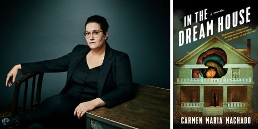 Carmen Maria Machado at the Brattle Theatre