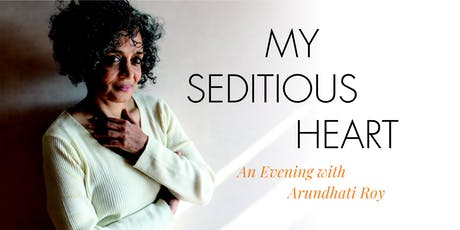 ISF+: My Seditious Heart - An Evening with Arundhati Roy tickets