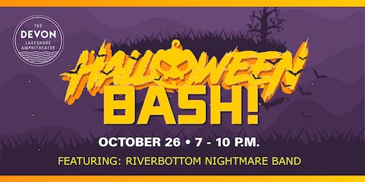 The Devon Halloween Bash featuring Riverbottom Nightmare Band