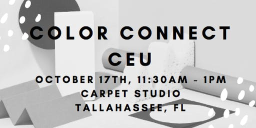 Tallahassee Color Connect CEU