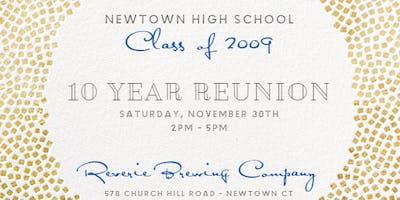 NHS Class of 2009 - Ten Year Reunion