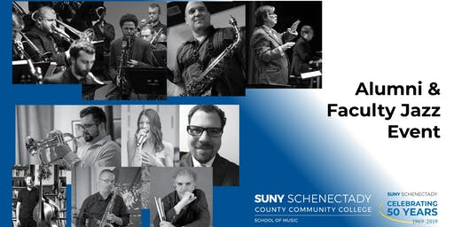 SUNY Schenectady Alumni & Faculty Jazz Event