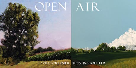 Open Air: Opening Reception with Dave Gordinier and Kristin Stoeffler tickets