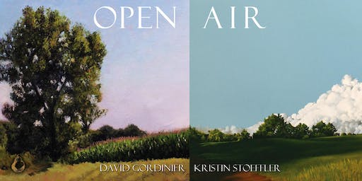 Open Air: Opening Reception with Dave Gordinier and Kristin Stoeffler