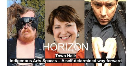 Town Hall:  Indigenous Arts Spaces – A self-determined way forward tickets
