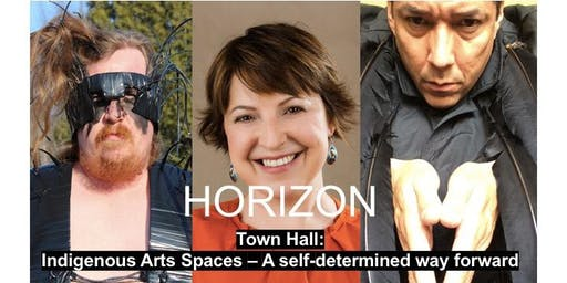 Town Hall:  Indigenous Arts Spaces – A self-determined way forward