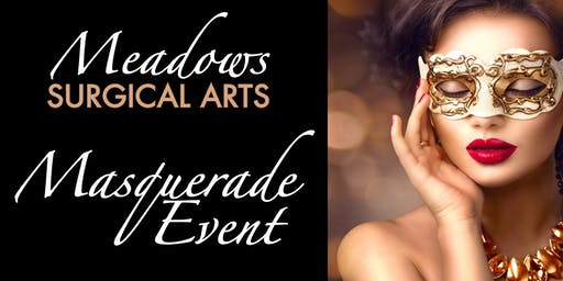 Meadows Surgical Arts Masquerade Event