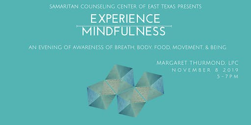 Experience Mindfulness