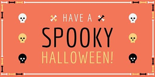 Spooky Blast Halloween Party!