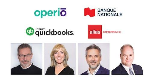 Panel pour les entrepreneurs à Trois-Rivières