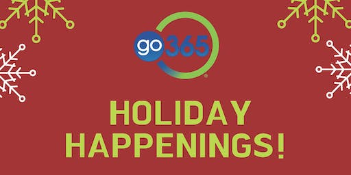 HOLIDAY HAPPENINGS!