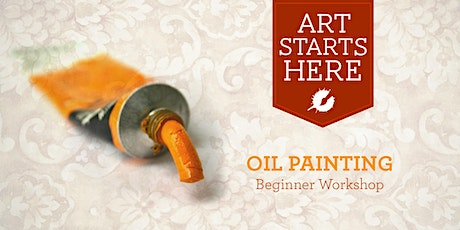 Oil Painting for Beginners 2020 tickets