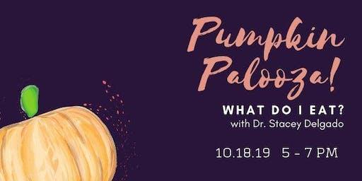 Pumpkin Palooza! What Do I Eat? workshop