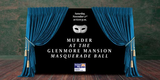 Murder at the Glenmore Mansion - Masquerade Ball