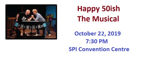 Happy 50ish - The Musical