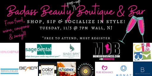 Free Badass Beauty Boutique & Bar