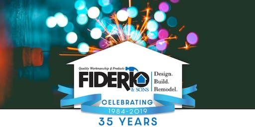 Fiderio & Sons 35th Anniversary & Customer Appreciation Day