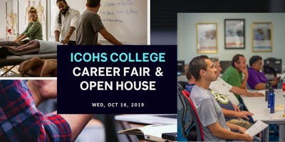 ICOHS CAREER FAIR & OPEN HOUSE
