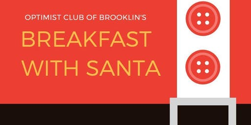 Optimist Club of Brooklin's Breakfast with Santa 2019