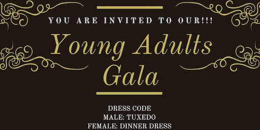 Young Adults Gala Night!!!