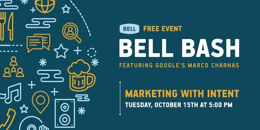 Bell Bash - Featuring Google's Marco Charnas