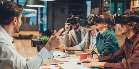 The Future of AR/VR and Industrial IoT for Business tickets