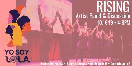 RISING: Panel Discussion tickets