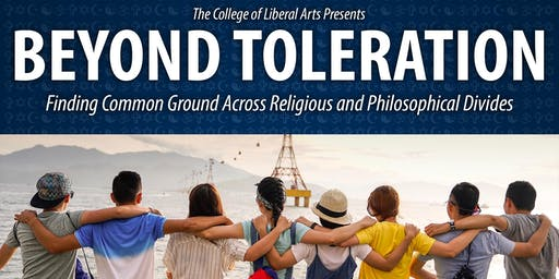 Beyond Toleration - An open discussion of shared values across faiths.