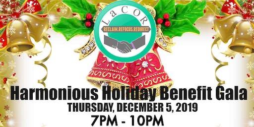 LaCOR's Harmonious Holiday Benefit Gala