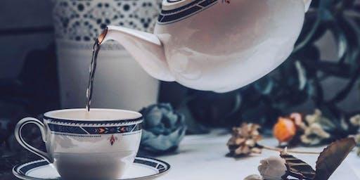 The Amazing Afternoon Tea Crawl