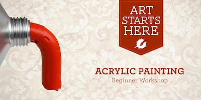 Acrylic Painting for Beginners 2020