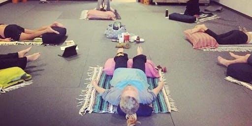 Acupuncture and Restorative Yoga