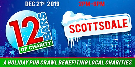 12 Bars of Charity - Scottsdale 2019