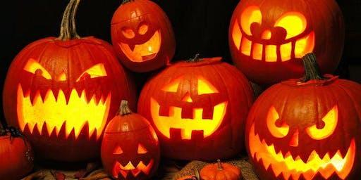 Pumpkin Carving Fun & Story Time