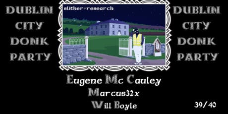 Slither x Research: Eugene McCauley tickets