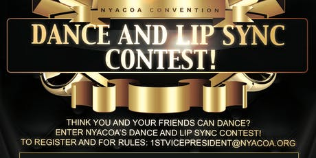 NYACOA Lip Sync and Dance Contest tickets
