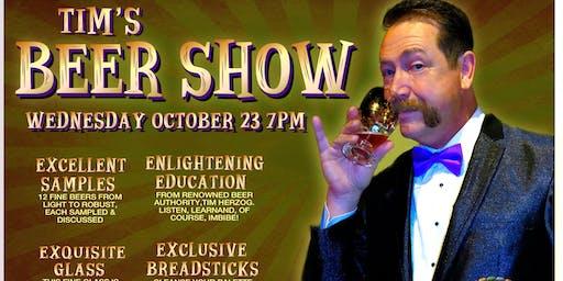 Tim's Beer Show