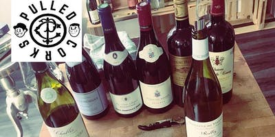 Educational Wine Event - Lean about French Wine