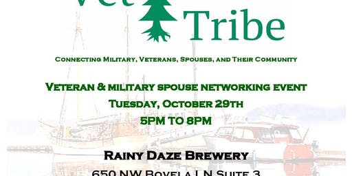October Military, Veteran, and Community Networking Event
