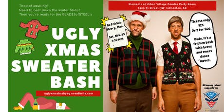 Ugly Christmas Sweater Bash tickets