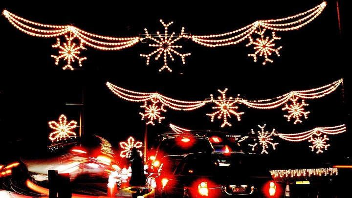 Drive Through the Symphony of Lights image