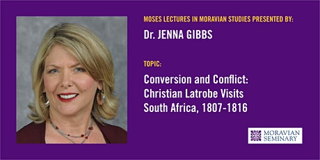Moses Lectures Presented by Dr. Jenna Gibbs tickets