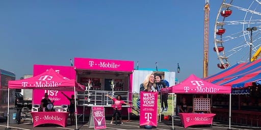 T-Mobile at NC State Fair
