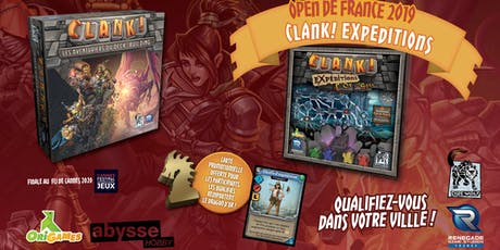 Open de France Clank - Rennes billets