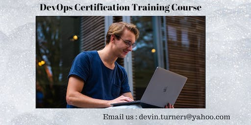 DevOps Exam Prep Course in Temiskaming Shores, ON