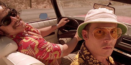 Fear And Loathing In Las Vegas anniversary screening and shindig tickets