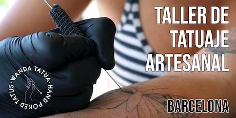 Taller de Tatuaje Artesanal | WANDATATUA entradas