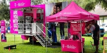 T-Mobile at SC State Fair!