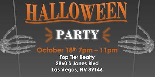 Top Tier Realty Halloween Party